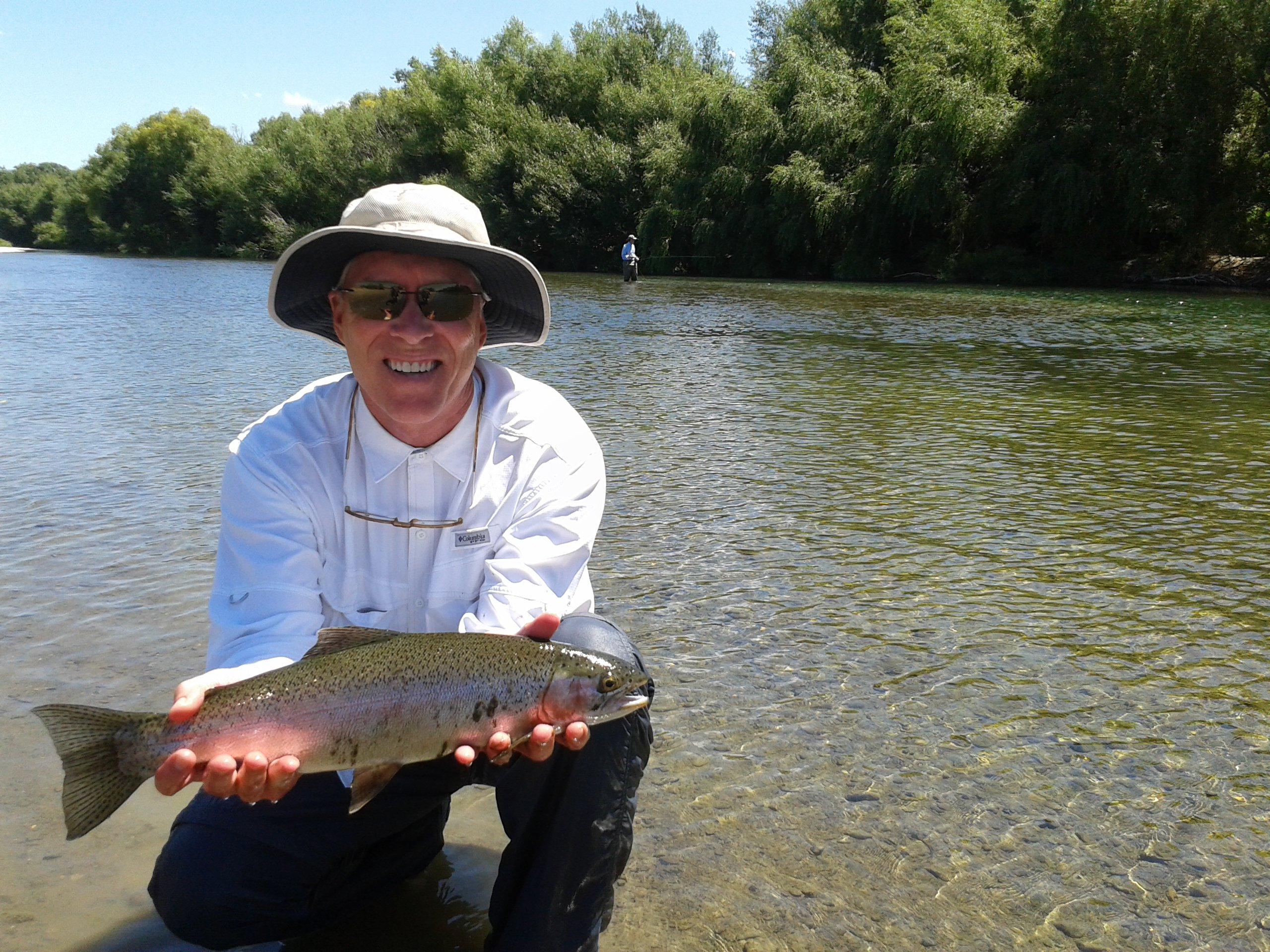 Learn to fly fish nz news