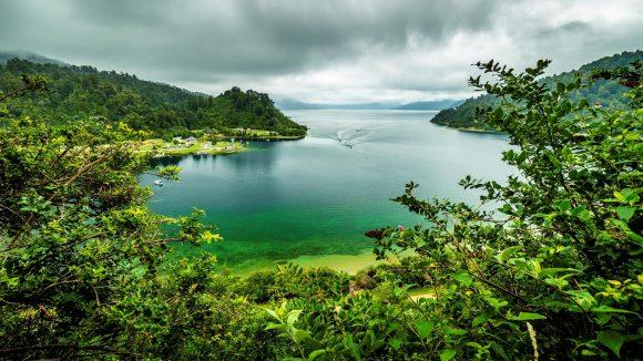 Waikaremoana backcountry New Zealand. Image by brena.nz